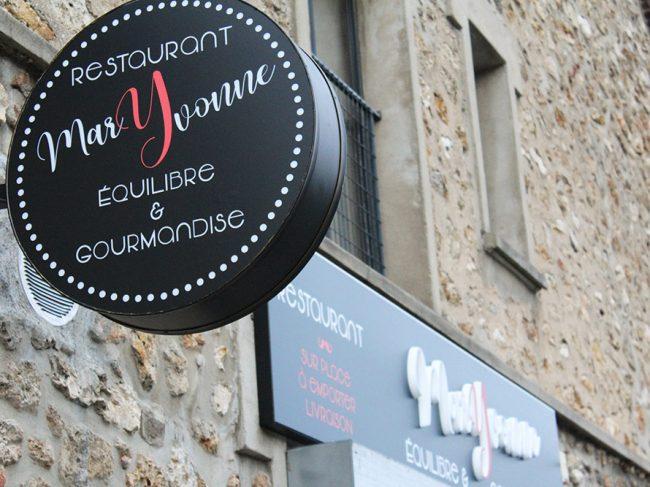 Restaurant MarYvonne
